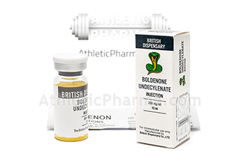 Boldenone Undecylenate Injection