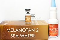 Melanotan II spray