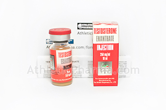 Testosterone Enanthate Injection (Dispensary)