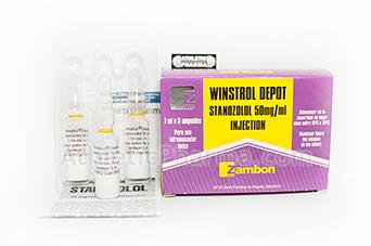 Winstrol Depot (Zambon)