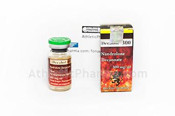 Decabol 300 (Таиланд)