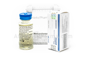 Methandienone Injection U.S.P. (10ml)