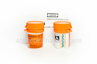 Oxandrol-10