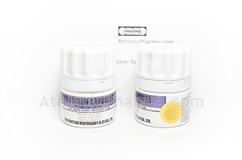 Proviron capsules