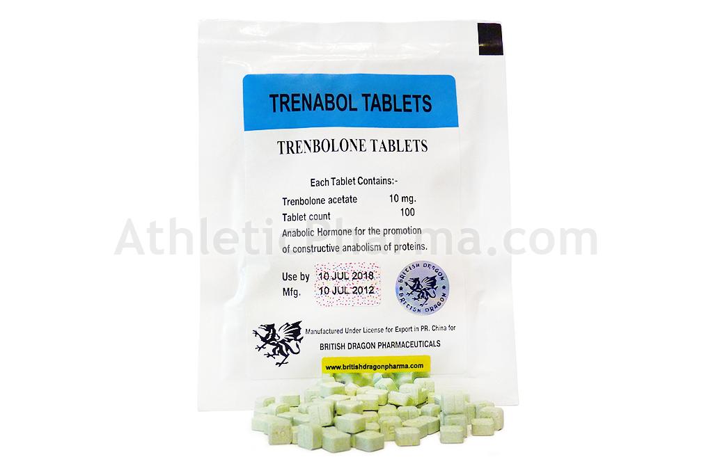 Trenabol Tablets (100tab)